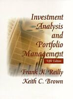 Investment Analysis and Portfolio Management (The