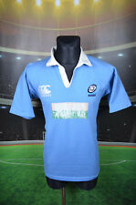 SCOTLAND CANTERBURY RUGBY SHIRT (M) SCOTTISH JERSEY TOP TRIKOT CCC MAGLIA RARE