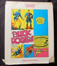 1969 Collected Works BUCK ROGERS In The 25th Century HC/DJ VG/GD- Ray Bradbury