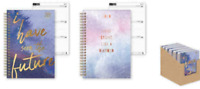 2020 A5  Week to View Fashion Diary Planner Spiral Bound Hard Cover