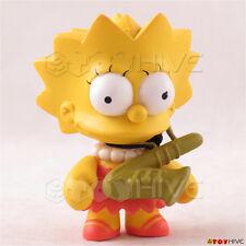Kidrobot - The Simpsons series 1 - Lisa Simpson Saxophone 3-inch vinyl figure
