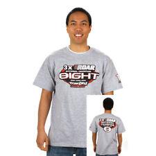 Team Losi LOSP008XXL 8ight Logo T-Shirt, Gray/Grey XXL 2XL