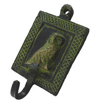 Owl Shape Antique Vintage Style Brass Wall Hook Cloth Towel Cup Key Wall Hanger