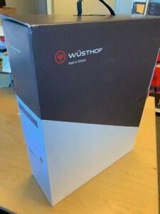 Wusthof Classic Ikon - 7 Pc. Knife Block Set w/Walnut Block 1090370707