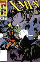 X-Men Comic Issue 60 Classic Reprint 1991 Chris Claremont Cockrum Wiacek Chiang