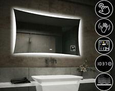 Beau Miroir Salle De Bain Lumineux LED Interrupteur Accessoires Pour Miroir L77