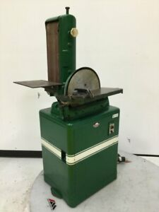 POWERMATIC Belt & Disk Sander 30 Used #114650