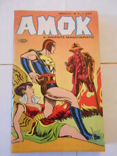 AMOK il gigante mascherato n.3 - giugno 1978- ed. EPIERRE