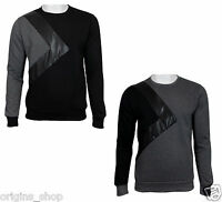 Sweat-Shirt Pull Homme Asym - Taille M à 3XL -