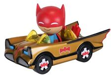 1966 Batmobile Gold DC SDCC 2016 Exclusive Dorbz Rides #001