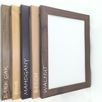 Picture Frames Photo Frames Poster Frame Photos Framed Wood Effect Modern Frame