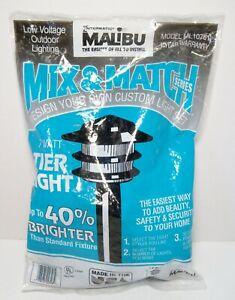"""New INTERMATIC MALIBU 7 Watt Tier Light ML10781 Mix & Match 6"""" Wide x 16"""" Tall"""