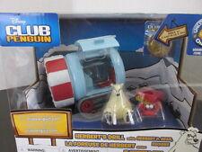 NEW 2009 Jakks Pacific Disney CLUB PENGUIN HERBERT'S DRILL Playset