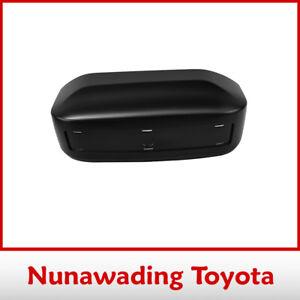 Genuine Toyota Rear License Plate Lamp Cover for Land Cruiser Prado 2009-On