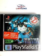 Ghostbusters Ultimate Invasion PSX PS1 Playstation Nuevo Precintado Sealed EUR