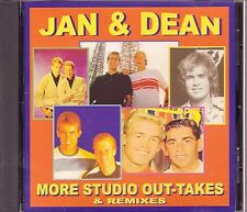 Jan and Dean - More Studio Out-Takes & Remixes / Splendor of Bohemia