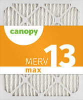 "20x26x1 Canopy Filters MERV 13 air filter, 20"" x 26"" x 3/4"", Box of 6"