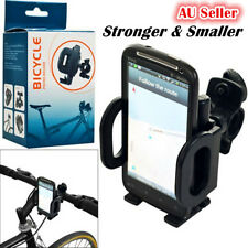 STRONG GRIP Bicycle Cell Phone GPS HOLDER Mount For SPEED + Mountain Bike