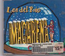 Los Del Rio-Macarena Christmas cd maxi single