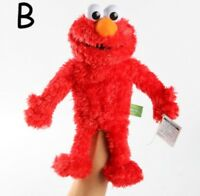 SESAME streeet elmo full body hand puppet  game puppets QT506 new arrivel