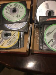 Authentic Microsoft MSDN Subscription CDs. Tons Of Software