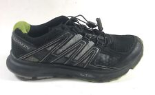 SALOMON XR Mission 1 Hiking Trail Running Athletic Shoes Mens US 7.5