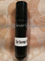Dior Sauvage Type ( M ) Perfume  Body Oil 1/3 oz  Roll - On
