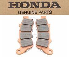 New Genuine Honda Front Brake Pads Pad Set 03 04 05 06 07 ST 1300 A P PA OEM#R80