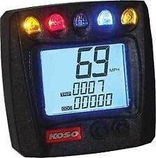 XR-SA Multi-Function Electronic Speedometer Koso North America  BB007B52