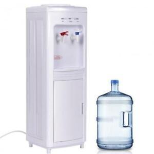 Electrica Caliente y Fria Dispensador De Agua Con LED Indicador 5 Galones Nuevo