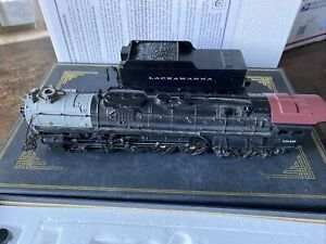 American Models 4-8-4 Northern Lackawanna S Scale AC Flyer 49409