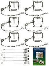 (6 Pack) Duke #110 Body Grip Value Package with Dvd and Cable Stakes
