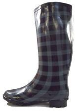 STORMWELLS Ladies Wider Fitting Calf Fashion Wellingtons