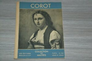 COROT / COLLECTION DES MAITRES / Ref A50