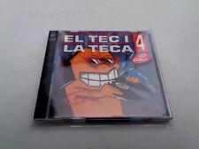 """CD """"EL TEC I LA TECA 4"""" 2CD 23 TRACKS ELS PETS LAX'N'BUSTO TOMEU PENYA BARS"""
