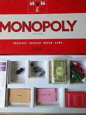 Vintage Waddingtons Monopoly Board Game Complete 1972