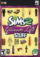 The Sims 2 Glamour Life Stuff Expansion Pack - Windows Computer Game - LOW SHIP