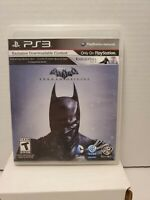 BATMAN Arkham Origins Video Game 🎮 Sony PlayStation 3 (PS3)