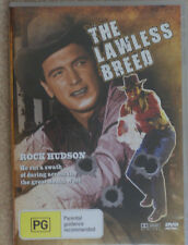 THE LAWLESS BREED Rock Hudson – DVD