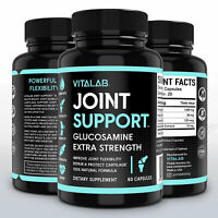 Joint Support Glucosamine Extra Strength Joint Flexibility Supplement 60 Capsule