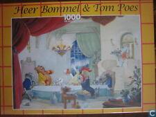 Puzzel Heer Bommel en Tom Poes aan de feesttafel