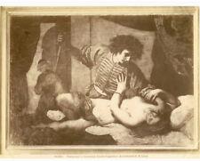ROME- TARQUIN & LUCRETIA PAINTING
