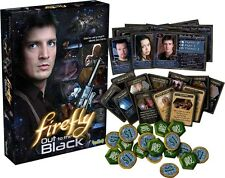 Firefly Out to the Black Card Game - Ding and Dent in Shrinkwrap - HOT TOY VAULT