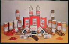 Charleston Sc Orient Spice Company Advertising Postcard