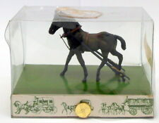 Brumm 1/43 Scale BH03 - Horse With Harness - Brown