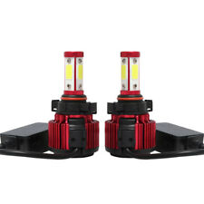 Canbus 5202 H16 LED Headlight Bulb 4-Side High/Low Beam Fog Light 6000K 740000LM