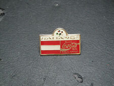 Pin ITALIA 90- Autriche
