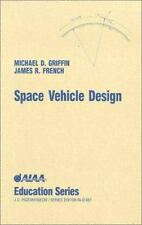 Space Vehicle Design (Aiaa Education Series)-ExLibrary