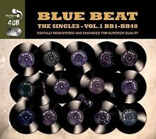 Various - Blue Beat 112 RARE Tracks Rgmcd138 CD