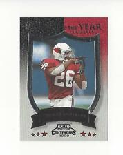 2000 Playoff Contenders ROY Contenders #ROY1 Thomas Jones Cardinals